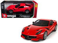 Ferrari F12 TDF Red 1:24 Diecast Model Car - Bburago - 26021RD*