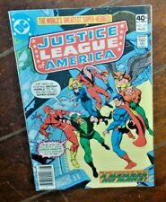 Justice League of America #181, (1980, Dc): The Stellar Crimes of the Star-Tsar!