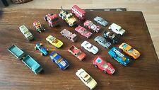 MATCHBOX LESNEY Job Lot Die Cast Cars