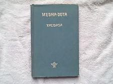 THE MEGHA DUTA OF KALIDASA EDITED BY SUSHIL KUMAR DE
