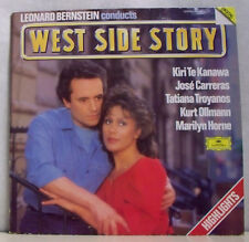 "33T Film WEST SIDE STORY Film Vinyl LP 12"" BERNSTEIN -DEUTSCHE GRAMMOPHON 415963"