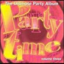 Party Time, Vol. 3 by Various Artists (CD, Nov-1998, SPG) BILLY IDOL, RAM JAM