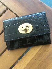 ALDO Card Holder Black Mini.