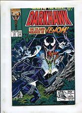 DARKHAWK #14 (9.2) THE ANTIDOTE FOR CIVILIZATION--VENOM COVER!