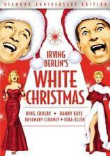 White Christmas Diamond Anniversary DVD Region 1 Shi