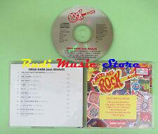 CD MITI DEL ROCK LIVE 75 CIRCLE GAME compilation 1994 JONI MITCHELL (C34)