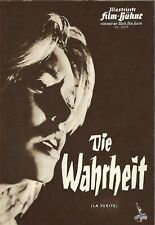 IFB 5579 | DIE WAHRHEIT | Brigitte Bardot, Marie-Jose Nat, Charles Vanel | Top