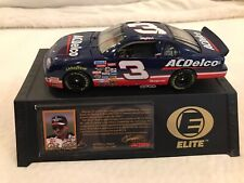 Dale Earnhardt 1/24 scale 1997 #3 AC Delco Monte Carlo Elite Limited Edition