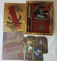 Rare God of War PS3 Media Press Kit Mint Condition With Game