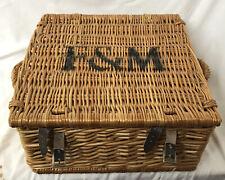 Fortnum & Mason's Wicker basket