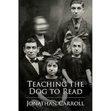 Jonathan Carroll~TEACHING THE DOG TO READ~SIGNED 1ST LTD EDITION/DJ~NICE COPY