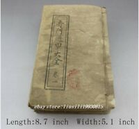 Do the old Chinese style Thread-bound book Antique handwrite book Collection