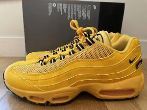 Las mejores ofertas en Zapatillas Nike Air Max 95 oro para hombres ...