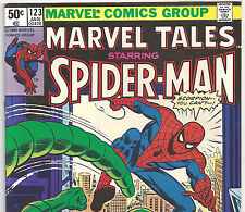 The Amazing Spider-Man #146 Reprint in Marvel Tales #123 from Jan. 1981 in Fine