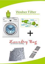 Washing Machine Water Filter, FREE Laundry Mesh Washing Bag