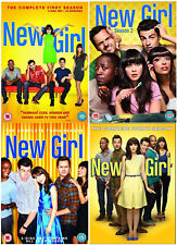 NEW GIRL COMPLETE SERIES 1 2 3 4 DVD COLLECTION SET All Episodes New Sealed Box