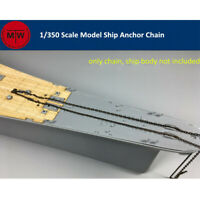 Model Ship Anchor Chain 1/350 Scale CY350012