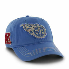 NFL Tennessee Titans Badger Garment Washed Flex Hat by '47 Brand