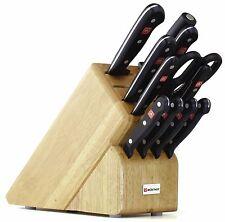 Wusthof Gourmet Twelve Piece Block Knife Set 9312 12 Pc NEW