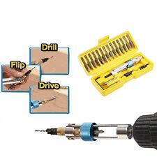 Kit of Half Time Drill High Speed 20 bits Drill Driver Screwdriver Head Tools