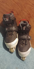 K2 Varsity Inline Skates Us Size 9, Hardly worn, Never modified