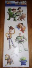 Disney Pixar*Toy Story 4*7 Wall Decals Woody Buzz Jessie Rex Forky Kids Daycare