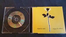 Depeche Mode Enjoy The Silence & Memphisto 4 Track Remix 3 Inch CD LCD Bong18