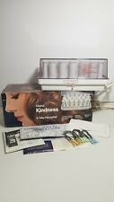 Vintage 1976 Clairol Kindness 3-Way Hairsetter Hot Rollers Tested Working K-420S