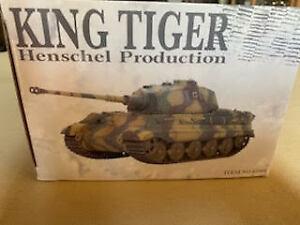 Dragon Armor 1:35 King Tiger, Henschel Production,1944  #61008, NEW