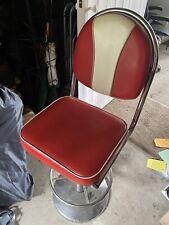 More details for retro diner swivel chair superb