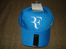 NWT Nike Federer RF Dri-FIT Legacy 91 Tennis Hat Cap Blue Soar 371202-425 Nadal