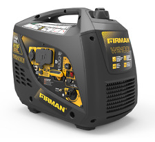 Firman Power Equipment W01781 1700/2100 Watt Portable Gas Inverter