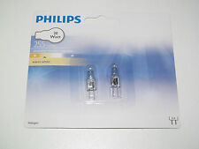 Set x2 Ampoule Halogene G4 250 Lumen Blanc Variable 20w Warm White PHILIPS