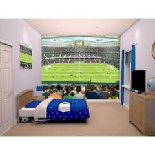 Football Crazy Walltastic Wallpaper Mural for Kids Bedrooms