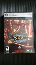 Lord of the Rings Online: Mines of Moria Complete Edition (PC, 2008)