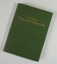 Kochen und Hausarbeit - Borst Roesch 1927 für Berufsschule (C2)