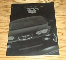 Original 1999 Chrysler 300M Deluxe Sales Brochure 99