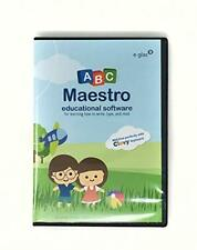 Abc Maestro Pro Edition - Multilingual typing tutor software - Learn to write, t