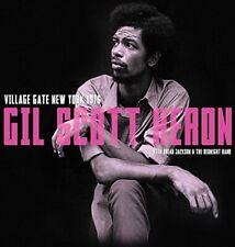 Gil Scott Heron - Village Gate, New York, 1976 (2014)  CD  NEW  SPEEDYPOST