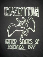 Led Zeppelin Swan Song United States of America 1977 Concert Tour (Xl) Shirt