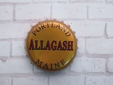 BEER Bottle Crown Cap ~^~ ALLAGASH Brewing Co ~ Belgian-style Brewery from MAINE