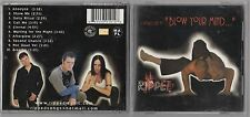 RIPPED - I WOULD LIKE TO BLOW YOUR MIND CD  RARE OOP METAL ROCK