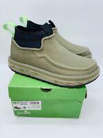 Sanuk Men's Chiba Journey Ankle Boots - Dark Olive US 6 / EUR 39