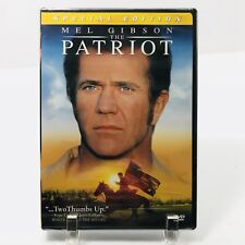 New Sealed The Patriot (DVD, 2000, Special Edition) Widescreen
