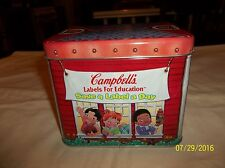 Collectible Campbell's Soup Tin