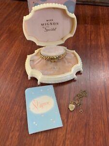 Miss Mignon, SPEIDEL bracelet, in box! Extra necklace too!!
