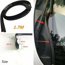 Car Ageing Rubber Seal Under Front Windshield Panel Sealed Trim Moulding  Strips