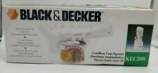 BLACK & DECKER Cordless Can Opener  KEC300