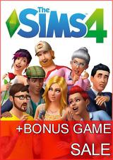 The Sims 4 Base +2 RANDOM Bonus Games Region Free (PC/Mac) Limited Stock
