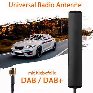 DAB Antenne DAB+ Radio SMA Adapter Autoantenne f JVC Kenwood Sony Alpine Pioneer